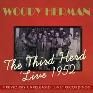 The Third Herd 'Live' 1952 By Herman Woody Album Oldies 2012 On Audio - EE499738