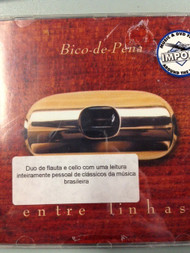 Entre Linhas By Bico De Pena Performer World Music Album 2007 On Audio - EE500057