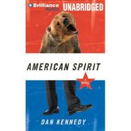 American Spirit On Audiobook CD MP3 Literature Modern Unabridged - EE505190