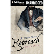 A Man Above Reproach On Audiobook CD MP3 Literature Modern Unabridged - EE505209
