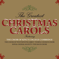 Greatest Chrstmas Carols On Audio CD Album Holiday 2013 - EE512144