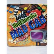 Multimedia Mad Gab In Tin Board Game - EE519813