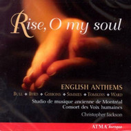 Rise O My Soul/ English Anthems By Various Korean Imported 2007 On - EE524347