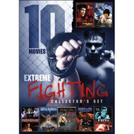 10-EXTREME Fighting Set On DVD With Sam Jones - EE525842