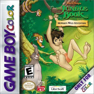 Jungle Book: Mowgli's Wild Adventure On Gameboy Color Action - EE527007