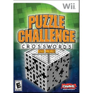 Puzzle Challenge: Crosswords & More! For Wii - EE527859