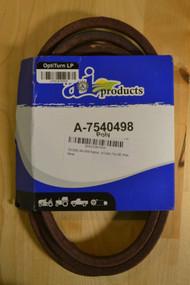 A&I Products Mtd/cub Cadet Belt Part No: A-B17540498 - EE534741