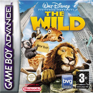 Disney's The Wild GBA For GBA Gameboy Advance Action - EE535052