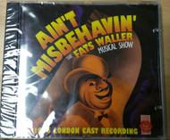 Ain't Misbehavin': The Fats Waller Musical Show 1995 Original London - EE536776