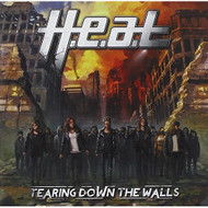 Tearing Down The Walls By Heat On Audio CD Album Import 2014 - EE547198