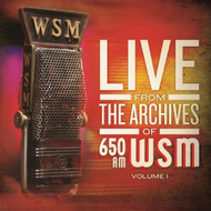 650 AM Wsm Live From The Archives 1 On Vinyl Record - EE553796