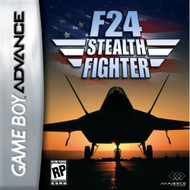 F24 Stealth Fighter For GBA Gameboy Advance Racing - EE557010