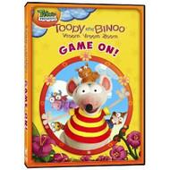 Toopy & Binoo Vroom Vroom Zoom Game On! On DVD - EE558130