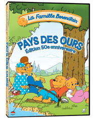La Famille Berenstain Pays Des Ours On DVD - EE558183