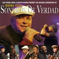 Soneros De Verdad By Soneros De Verdad On Audio CD Album 2013 - EE559467
