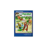 PGA Golf For Intellivision With Manual And Case - EE569372
