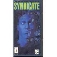 Syndicate Game For 3DO Vintage - EE574694