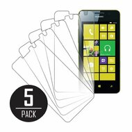 Ascend W2 Screen Protector Cover Mpero Collection 5 Pack Of Clear - EE577438