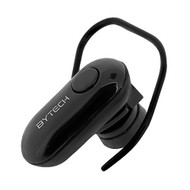 Bytech Bluetooth Headset BT-22 Black Wireless Case Cover - EE578166