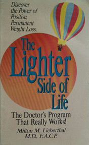 The Lighter Side Of Life By Milton M Lieberthal Book Paperback - EE583085