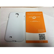 Gadget Jackets High Quality Soft Case For Samsung Galaxy S4 White - EE587128