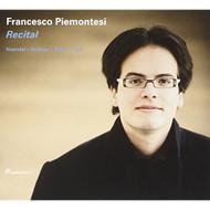 Recital By Francesco Piemontesi On Audio CD Album 2012 - EE588179
