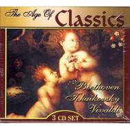 Age Of Classics/ Various By Beethoven Ludwig Van Composer Tchaikovsky - EE590666