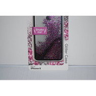 Pilot Sparkle & Flow Glitter Case iPhone 6 Cover Pink Fitted V1-010715 - EE596429