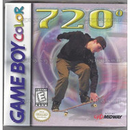 720 Skateboarding On Gameboy - EE598833