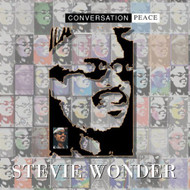 Conversation Peace By Wonder Stevie On Audio CD Album 1995 - EE598997