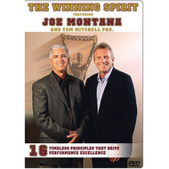 The Winning Spirit Feat Joe Montana & Tom Mitchell Phd On DVD - EE599389