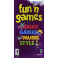 Fun N Games For 3DO Vintage - EE612420