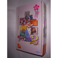Sakura Wars 2 Asian Edition For Sega Dreamcast With Manual And Case - EE621258