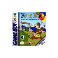 Yogi Bear's Great Balloon Blast On Gameboy - EE629023