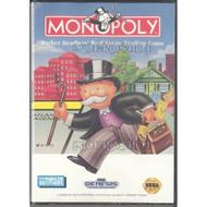 Monopoly: Parker Brothers' Real Estate Trading Game For Sega Genesis - EE632895