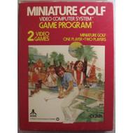 Miniature Golf For Atari Vintage - EE641794