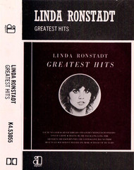 Greatest Hits By Linda Ronstadt On Audio Cassette - EE643743