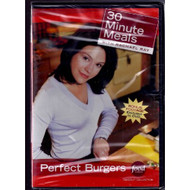 30 Minute Meals With Rachael Ray Perfect Burgers On DVD - XX606904