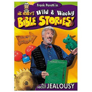 Wild & Wacky Bible Stories All About Jealousy On DVD With Frank E - XX611401