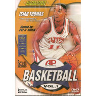 Ap Sports Basketball Vol 1 Isiah Thomas 2005 On DVD - XX613754