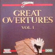 Great Overtures Volume I By Dvorak Composer Beethoven Composer Strauss - XX615291