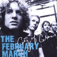 City Of Glass By February March On Audio CD Album 2006 - XX618516