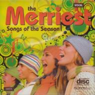 The Merriest Songs Of The Season By Various On Audio CD Album 2005 - XX623790