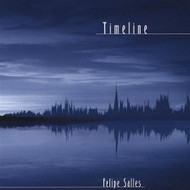 Timeline By Felipe Salles On Audio CD Album 2009 - XX624244