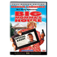 Big Momma's House Full-Screen Edition On DVD With Martin Lawrence - XX632059