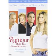 Rumor Has It On DVD with Jennifer Aniston - XX632133