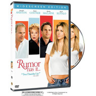Rumor Has It On DVD with Jennifer Aniston Comedy - XX635678