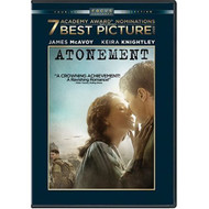 Atonement Widescreen Edition On DVD with James McAvoy Drama - XX635795
