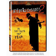 Jeepers Creepers 2 Special Edition On DVD with Jonathan Breck Horror - XX635807