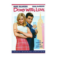 Down With Love On DVD with Ewan McGregor Romance - XX636739